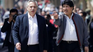 Photo of Bolivia: tres diputados postularon a Alberto Fernández para el Nobel de la Paz