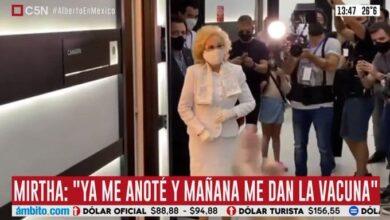 Photo of Mirtha Legrand: «La 'vacunación VIP' es una inmoralidad»