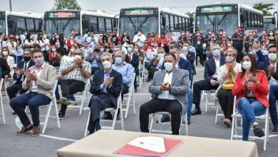 Photo of La empresa de transporte público Rioja Bus ya está en marcha