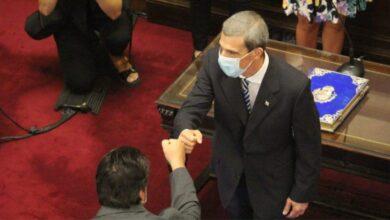 Photo of Juró el senador Ricardo Guerra, reemplazante de Carlos Menem
