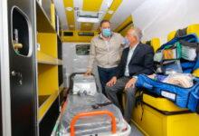 Photo of El Gobernador entregó siete ambulancias para Capital y Zonas Sanitarias