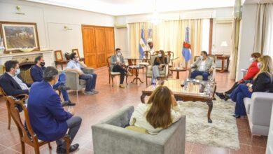 Photo of Quintela avanza en el proceso de reforma constitucional