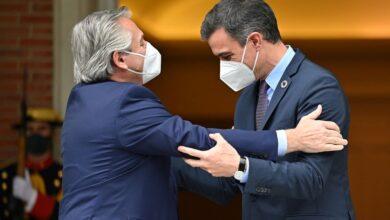 Photo of Alberto Fernández destacó que «Argentina y España van a consolidar un acuerdo estratégico»