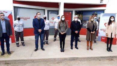 Photo of El Gobierno provincial inauguró las instalaciones de la Subsecretaría de Seguridad Vial en Chepes